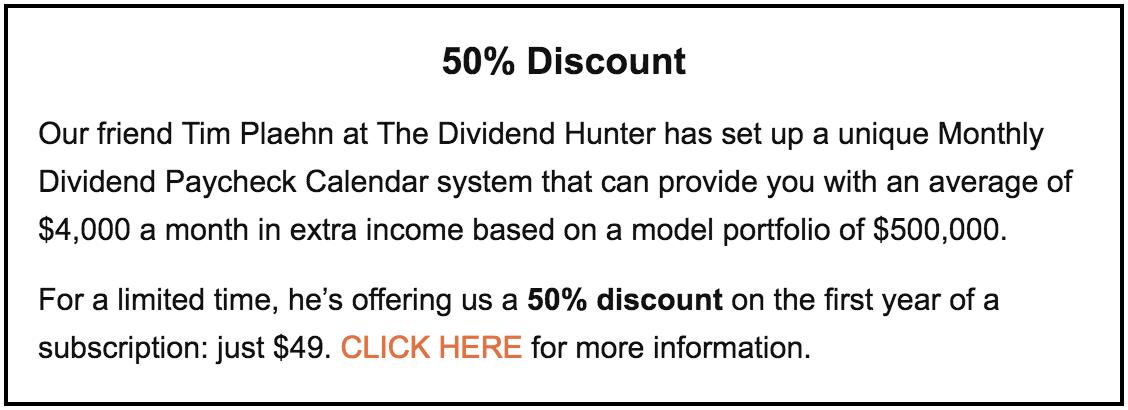 Dividend Hunter