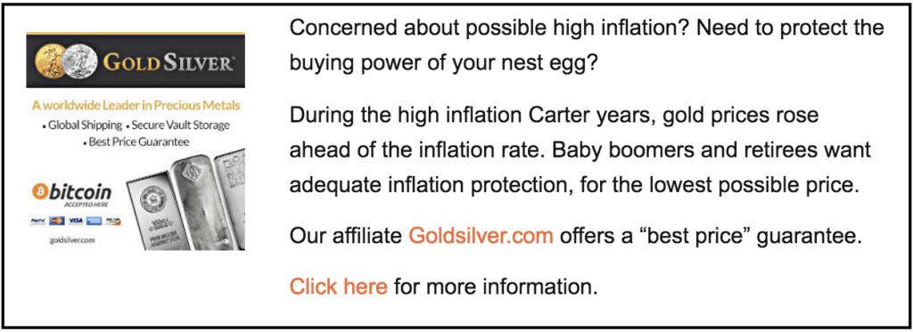 Gold Silver Ad