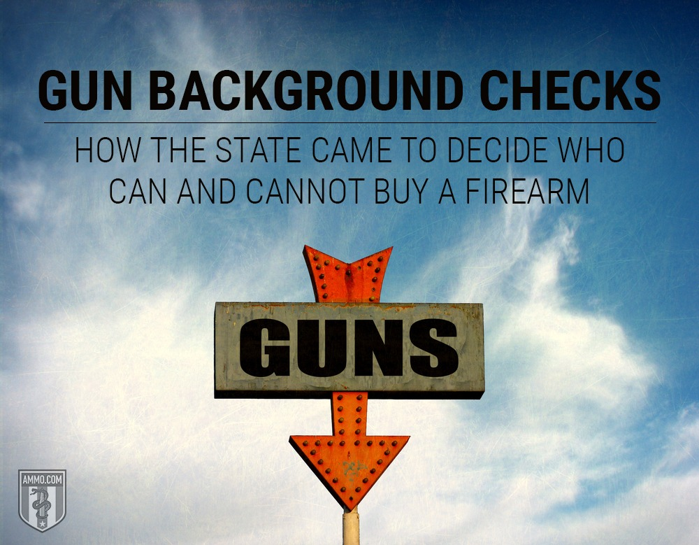 Gun Background Checks