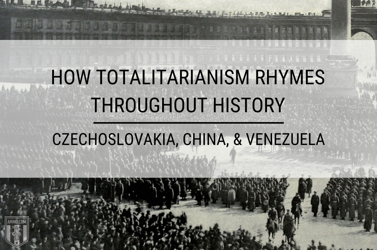 How totalitarianism rhymes